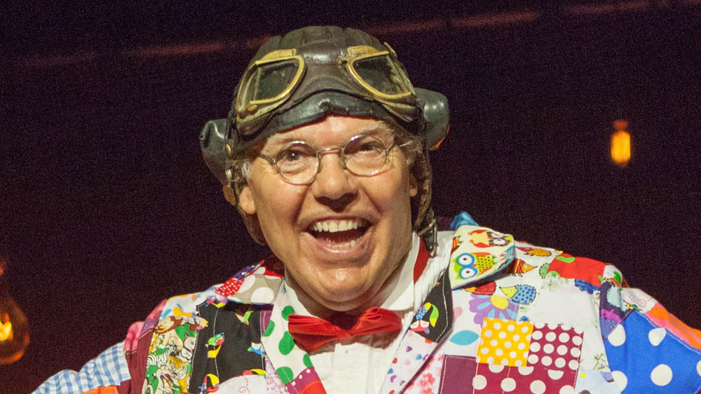 Chubby brown 40 years