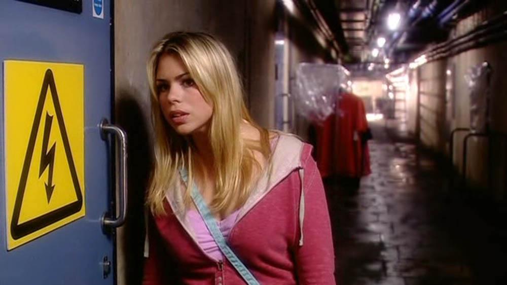 Doctor Who Billie Piper Rose