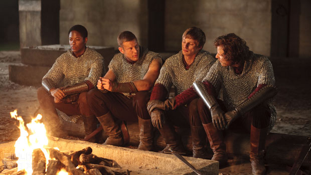 Merlin First Look Pics Of The Knights