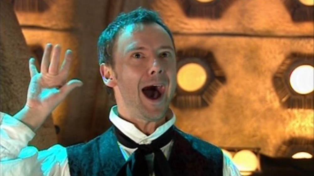 Doctor Who Utopia John Simm