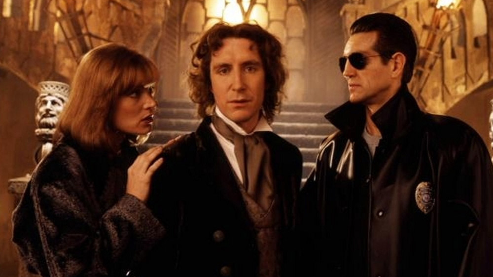 Doctor Who TV Movie Paul McGann Eighth