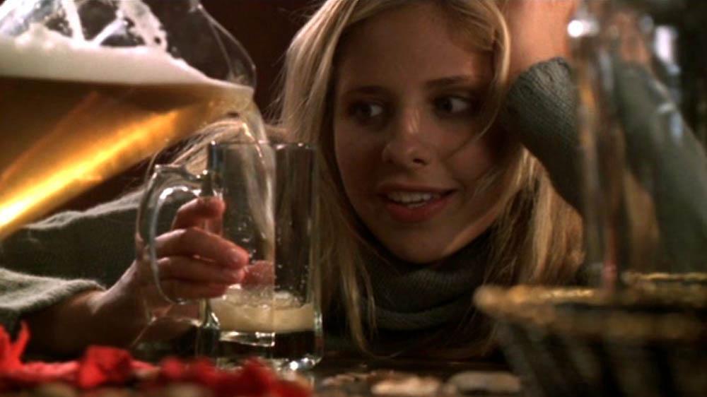 Buffy Beer Bad