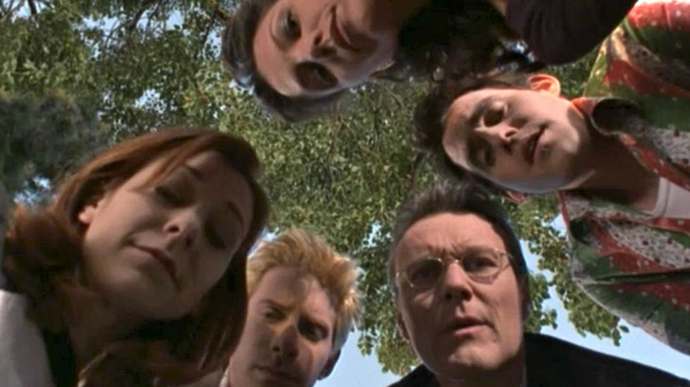 Buffy Earshot