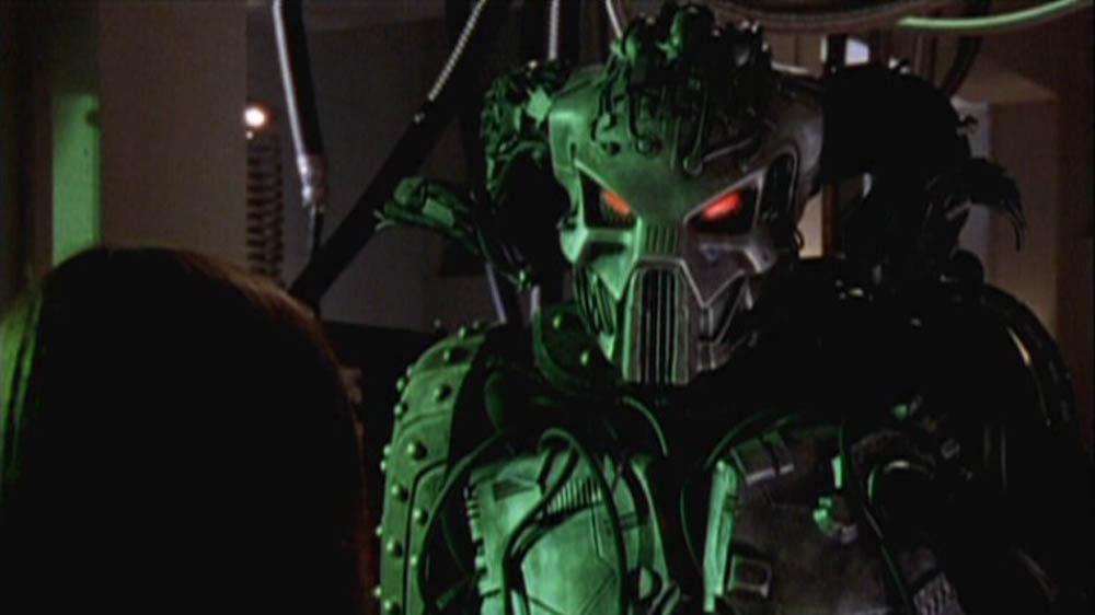 Buffy I Robot