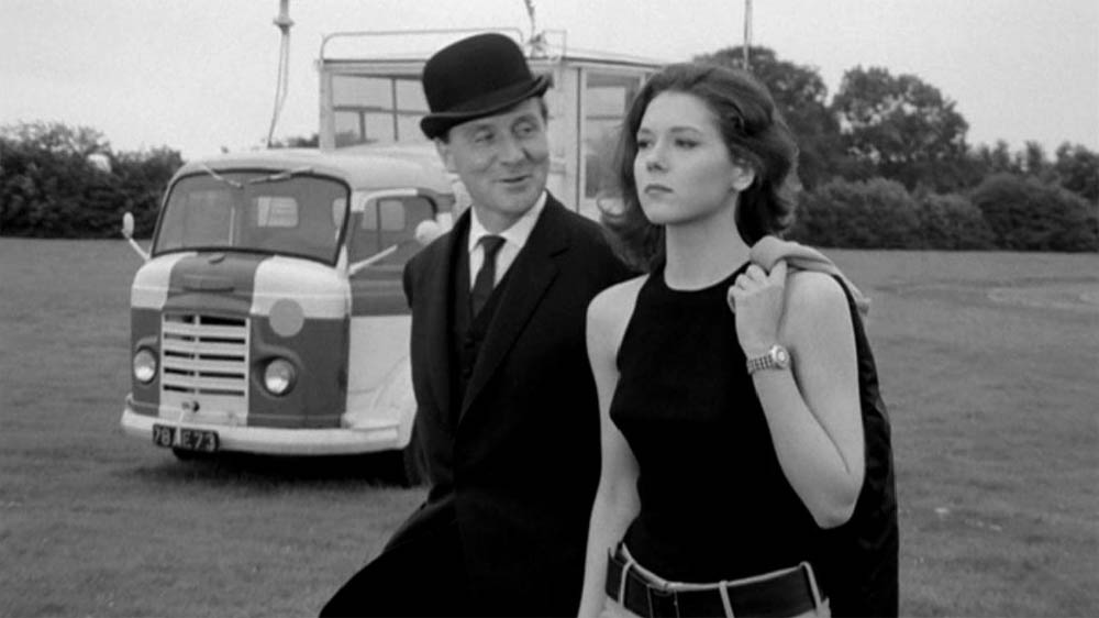 And The Rise of Emma Peel