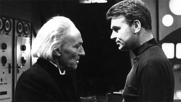Doctor Who Ian Chesterton William Russell