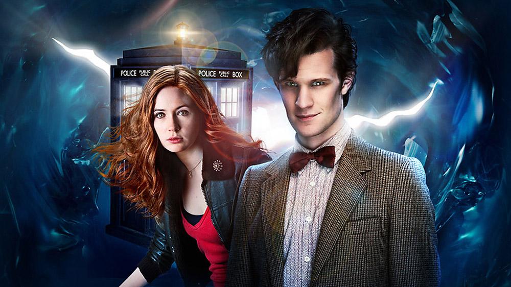 Doctor Who Series 5 Amy Matt Smith Karen Gillan