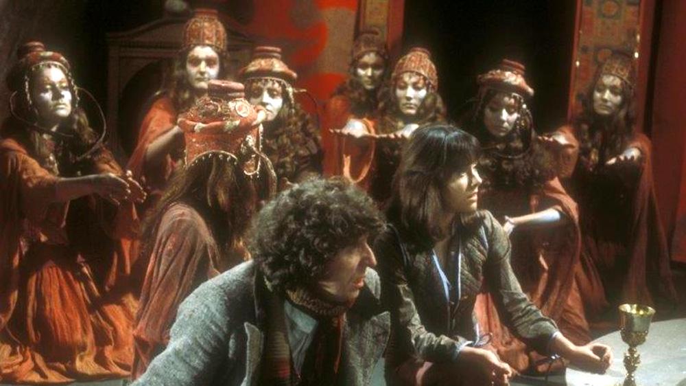 Doctor Who Tom Baker Brain of Morbius