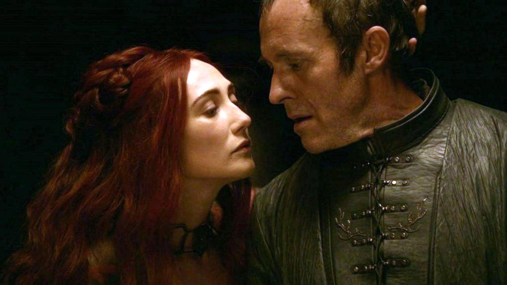 melisandre and stannis relationship goals