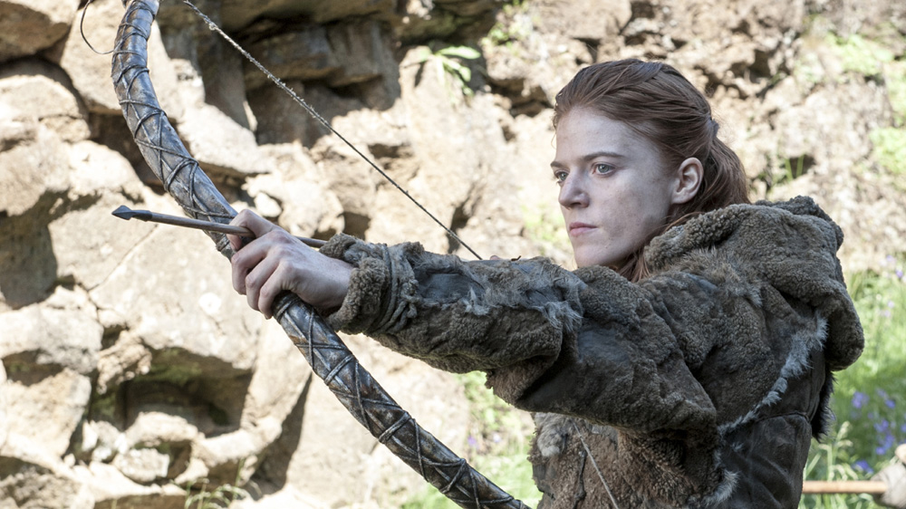 Game of Thrones Season 4 ygritte rose leslie