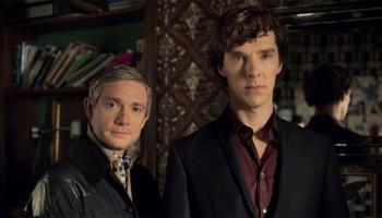 Sherlock Series 3 pair