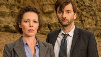 Broadchurch Olivia Colman David Tennant