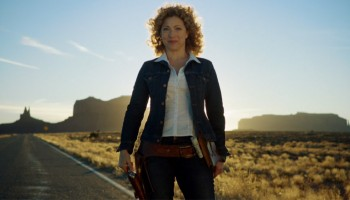Doctor Who River Song Impossible Astronaut