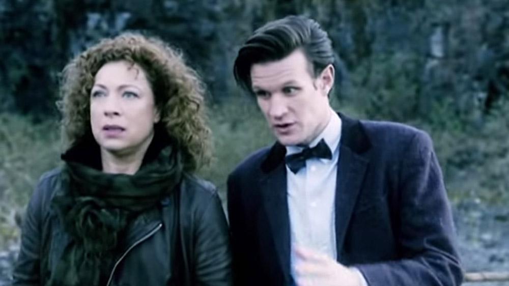 Doctor Who River Song Rain Gods