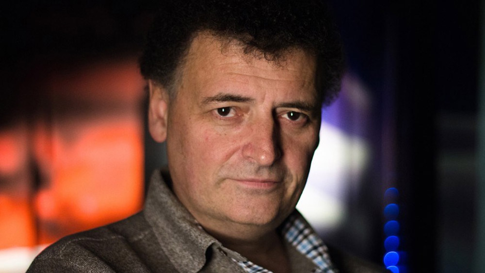 Doctor Who Steven Moffat