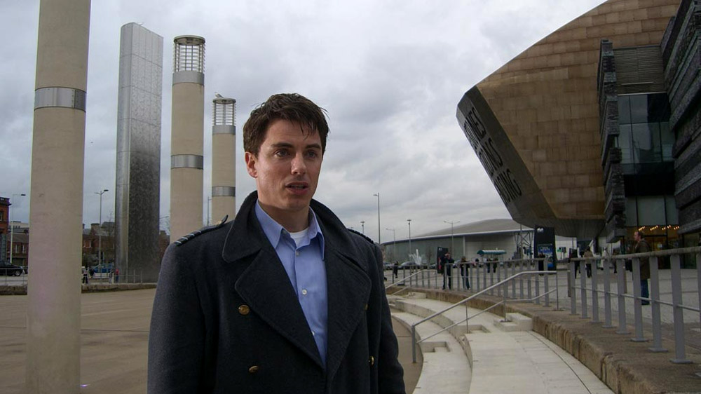 Doctor Who Torchwood Jack Cardiff