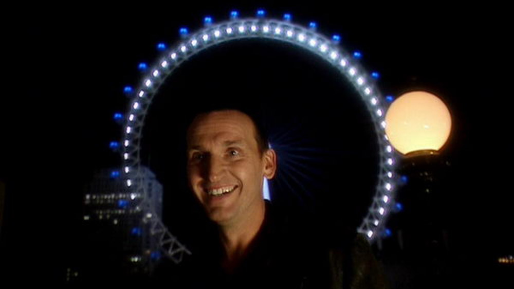 Doctor who Rose London Eye