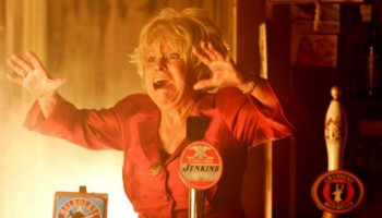 EastEnders Peggy fire