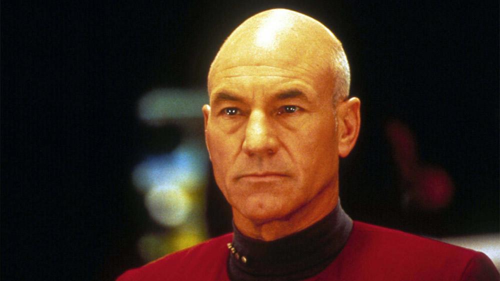 Star Trek Patrick Stewart