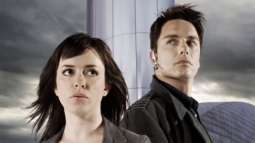 Torchwood John Barrowman eve Myles