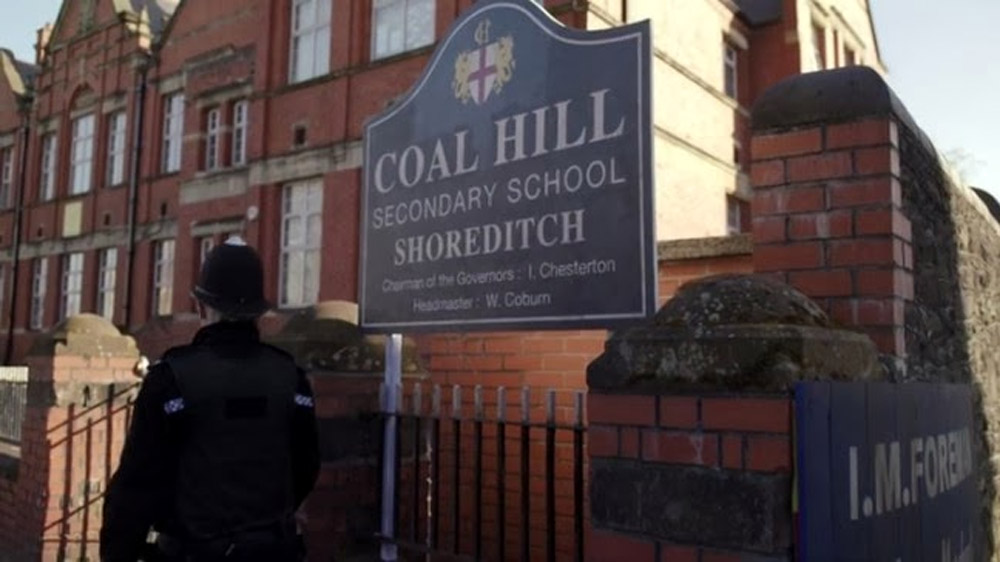 Doctor Who Coal Hill School