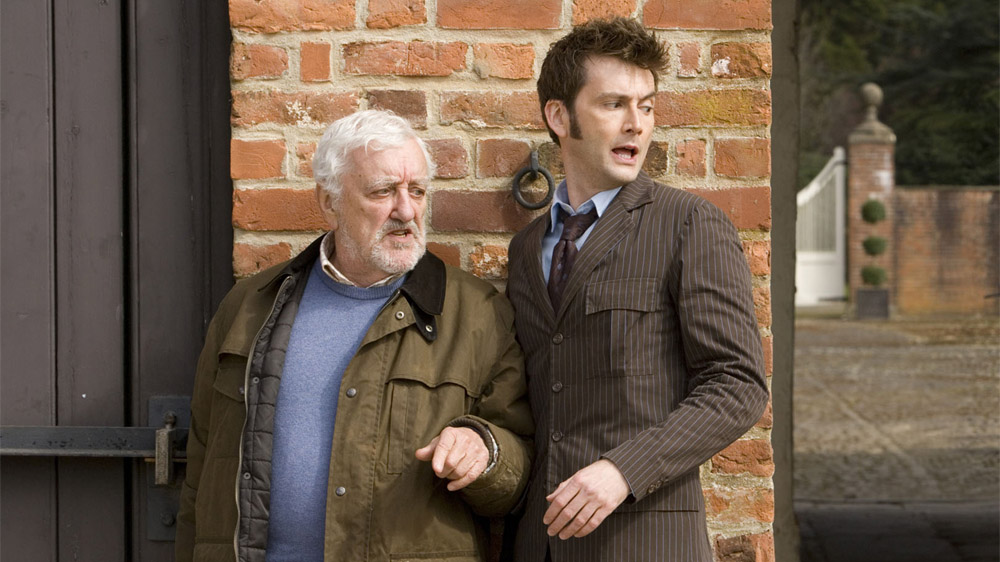 Doctor Who Wilf End of Time