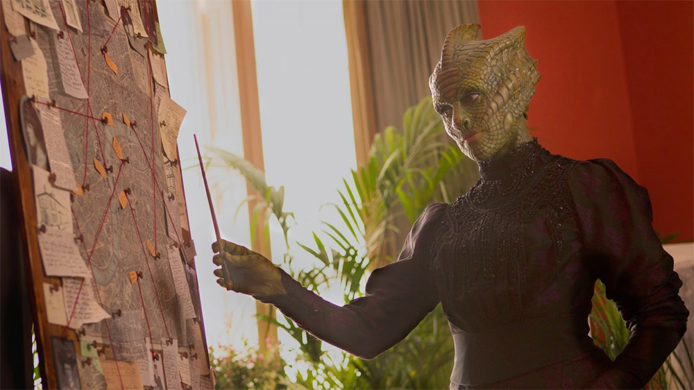 Doctor Who Deep Breath Madame Vastra