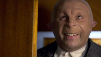 Doctor Who The God Complex Gibbis