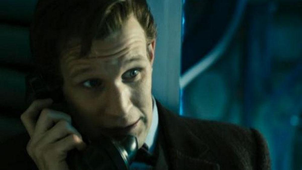 Doctor Who Deep Breath Matt Smith
