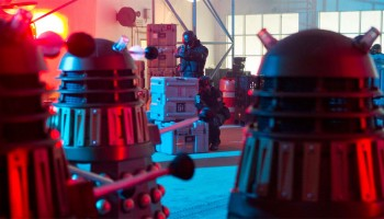 Doctor Who Into the Dalek 1