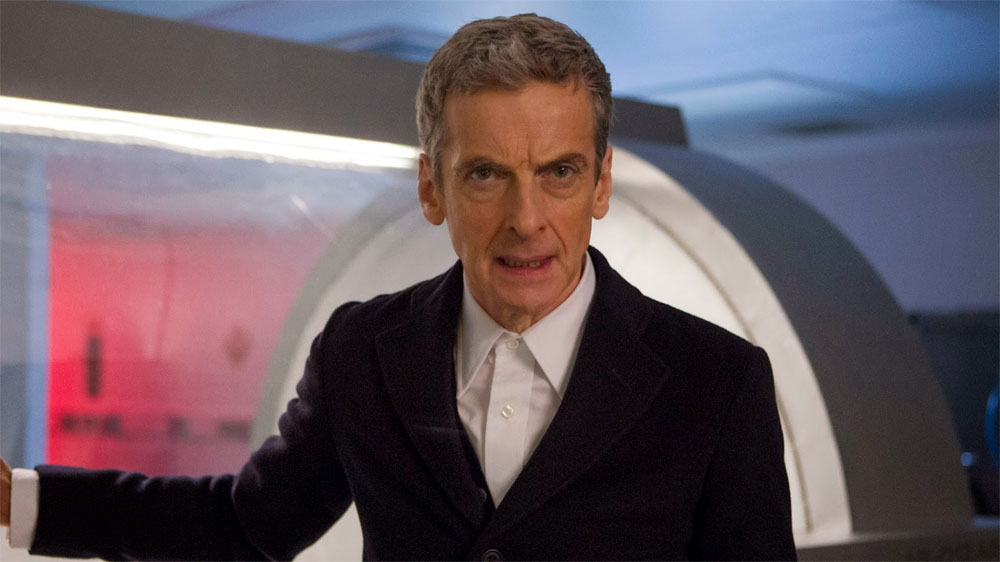 Doctor Who Into the Dalek Doctor 2
