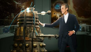 Doctor Who Into the Dalek