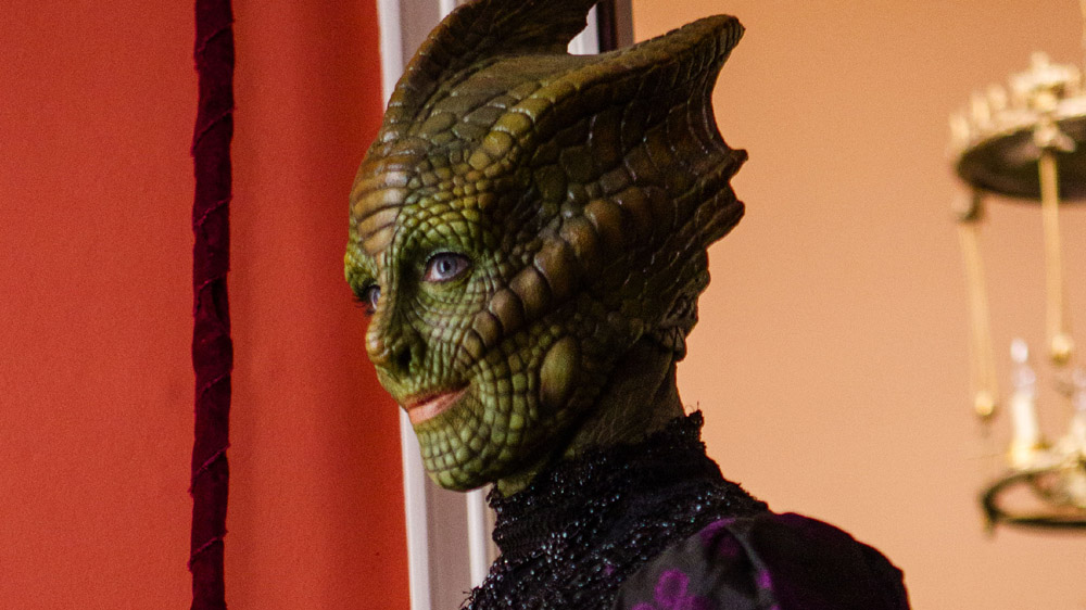 Doctor Who Madame Vastra
