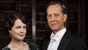 Downton Abbey 5 Cora Richard E Grant