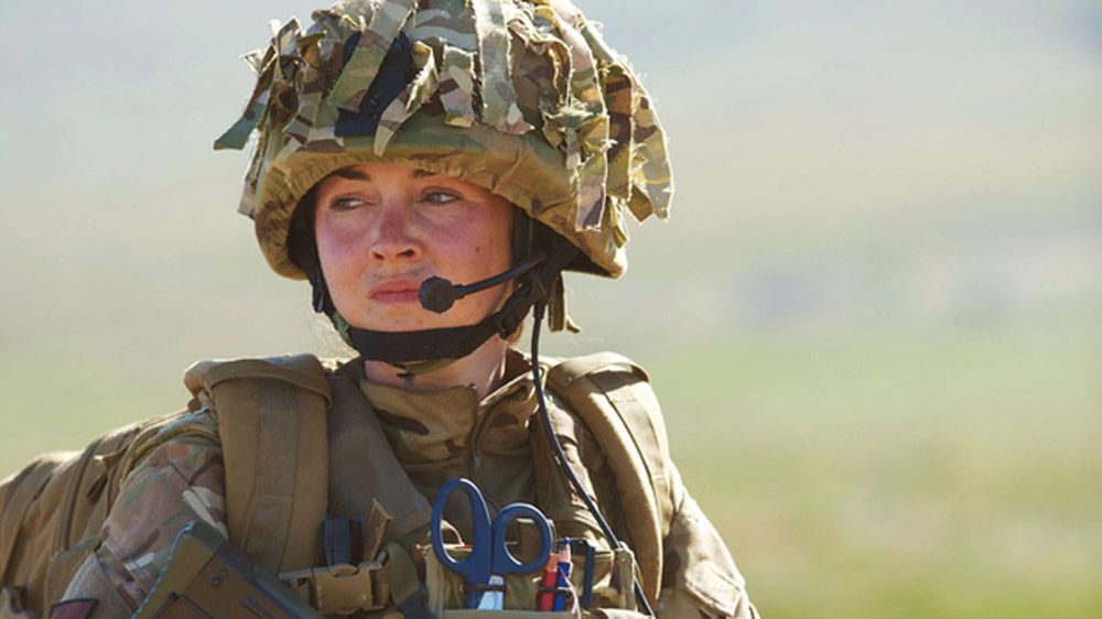 Our Girl Lacey Turner