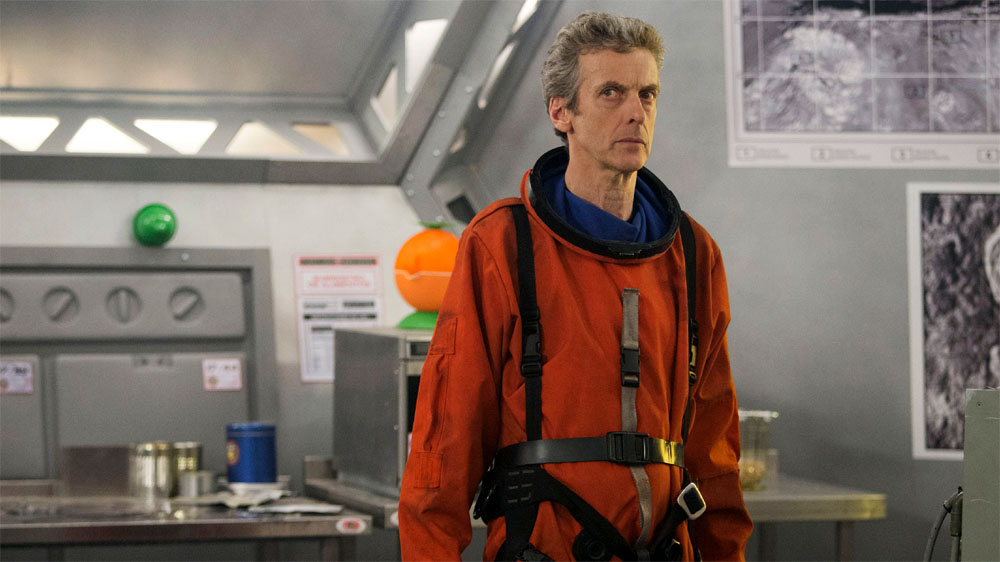 Doctor Who Kill the Moon Peter Capaldi