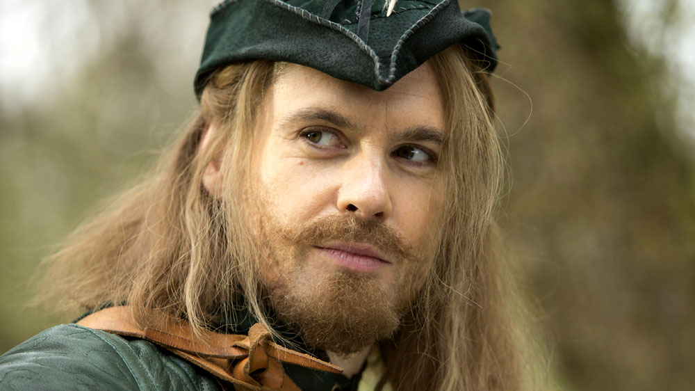 Doctor Who Robot of Sherwood Tom Riley