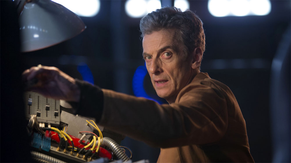 Doctor Who The Caretaker Doctor