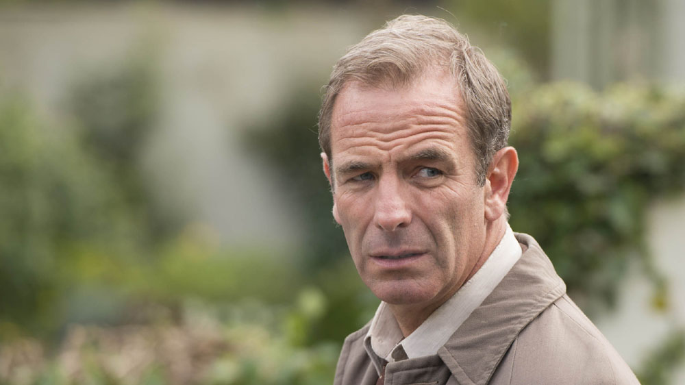 Grantchester Robson Green