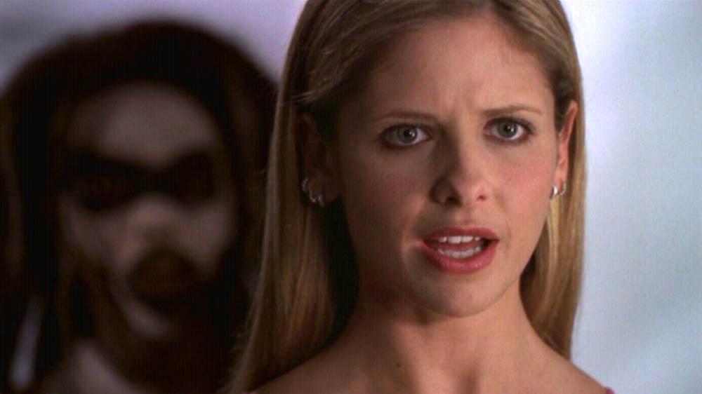 Buffy Restless