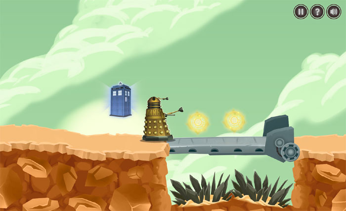 CBBC launches new 'Doctor Who' children's game 'The Doctor and the