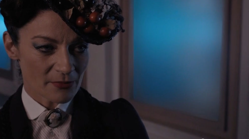 Doctor Who Dark Water Missy