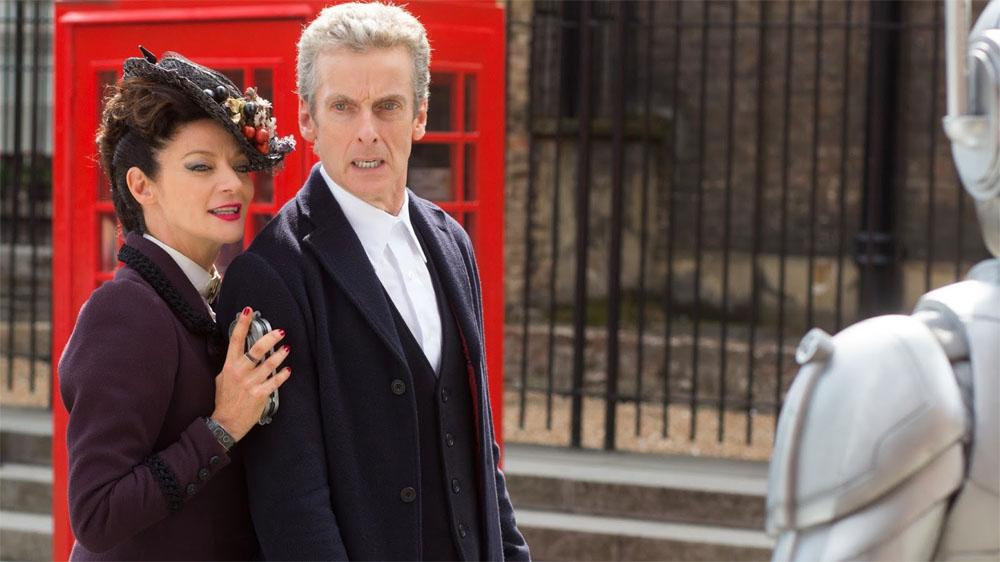Doctor Who Dark Water Missy