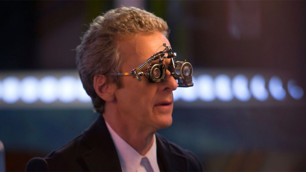 Doctor Who Flatline Peter Capaldi