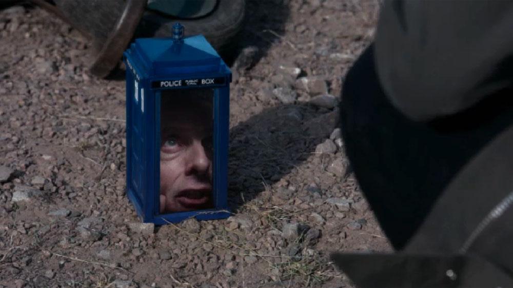 Doctor Who Flatline