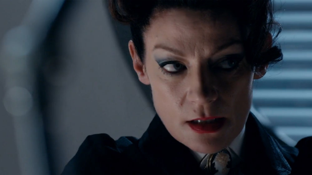 Doctor Who Missy Michelle Gomez