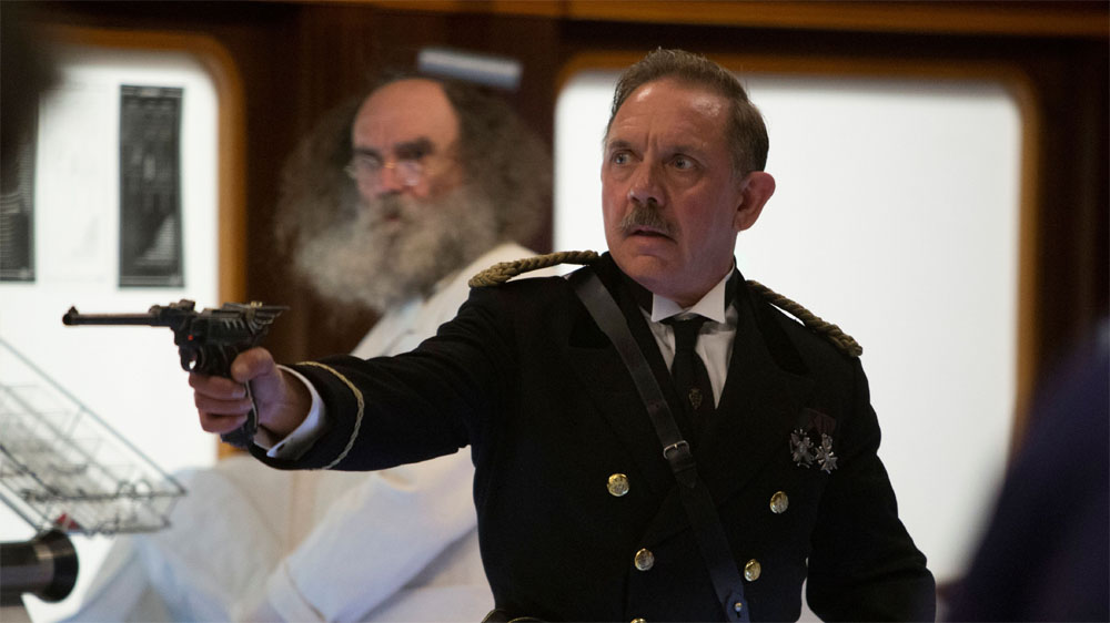 Doctor Who Mummy on the Orient Express 2