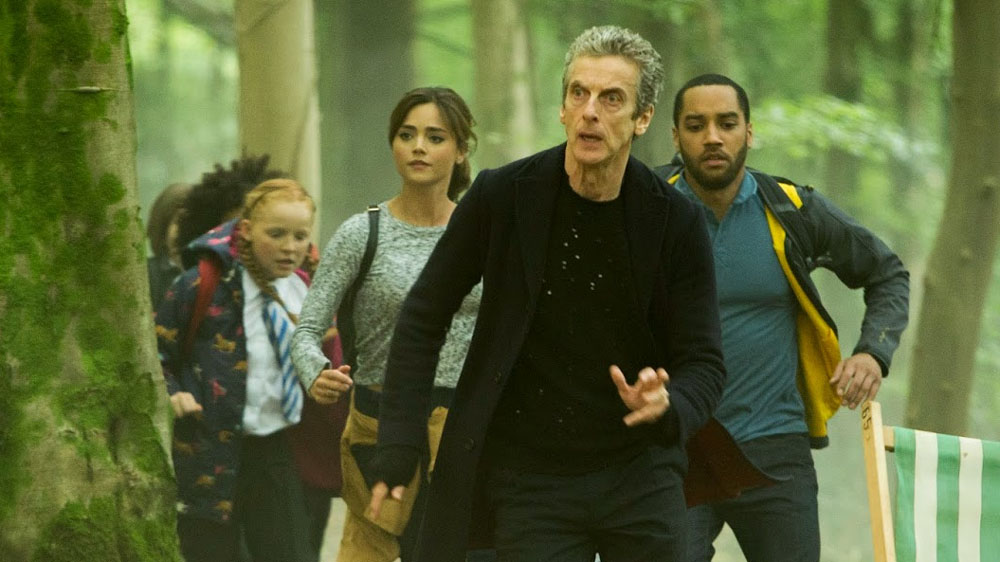 Doctor who In the Forest of the Night 2