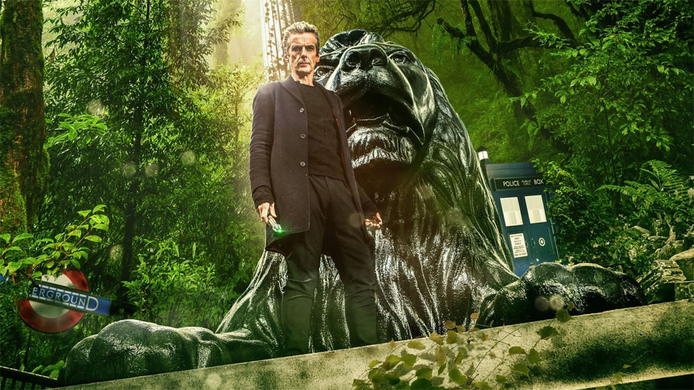 Doctor who In the Forest of the Night Peter Capaldi