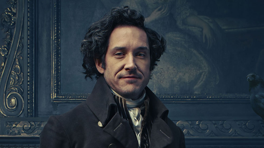 Jonathan Strange and Mr Norrell Bertie Carvel